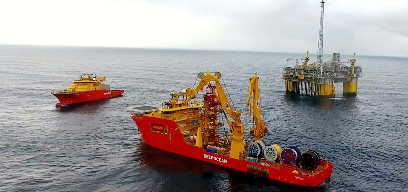 DeepOcean acquires Searov Offshore
